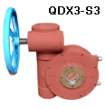 Worm gear boxes QDX3-s3