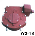 Worm gear boxes WG-1s