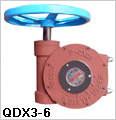 Worm-gear-boxes QDX3-6