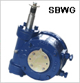 Worm-gear-boxes SBWG