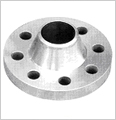 gear operated flange