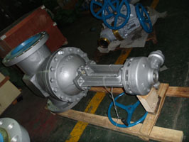 gear operator for gate valve