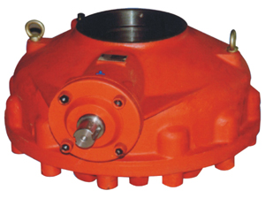 big torque bevel Gear Actuators