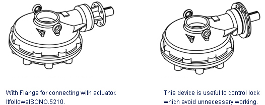 bevel Gear Actuator